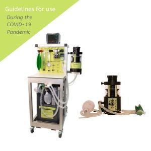 Guidelines for using the Helix Portable Ventilator or Glostavent ® Helix anaesthesia machine